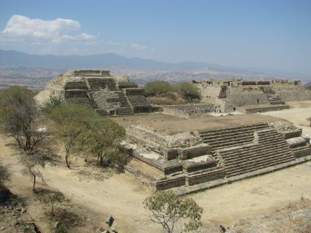 Archaeological Site of Monte Alb�n