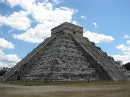 Mayan City of Chichen-Itza