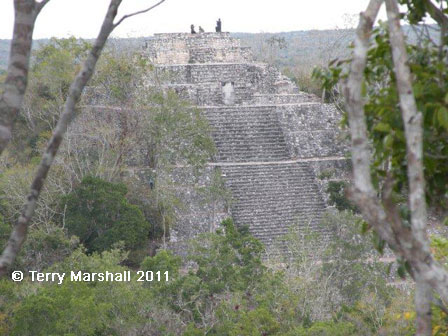 Mayan City of Calakmul