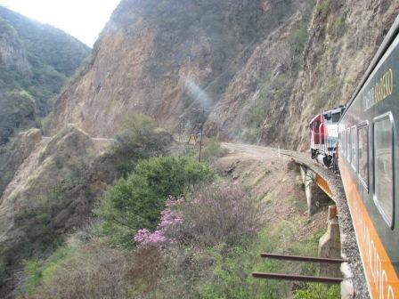 El Chepe - Copper Canyon Railway