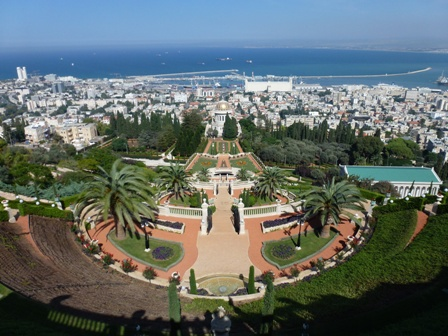 Bah�i Holy Places in Haifa and the Western Galilee