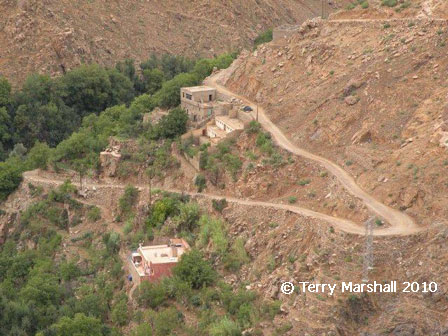 High Atlas Mountain Trekking