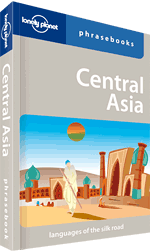 Lonely_Planet Central Asia Phrasebook