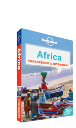 Lonely_Planet Africa Phrasebook