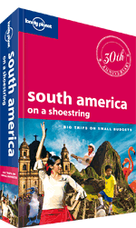 south america guidebook
