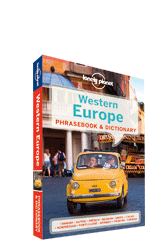 Lonely_Planet Western Europe Phrasebook