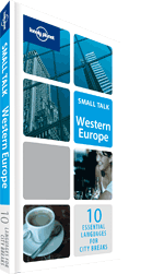 Lonely_Planet Small Talk: Western Europe