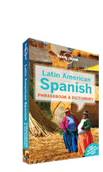 Lonely_Planet Latin American Spanish Phrasebook