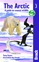 Bradt The Arctic: A Guide to Coastal Wildlife