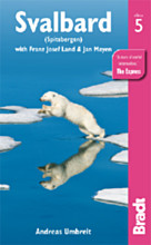 Bradt Svalbard (Spitsbergen) with Franz Josef Land and Jan Mayen