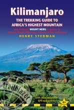 Trailblazer Kilimanjaro - The trekking guide to Africa's highest mountain